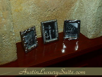 Enjoy all that boutique hotels have to offer by staying at on eof the best, the Austin Luxury Suite.