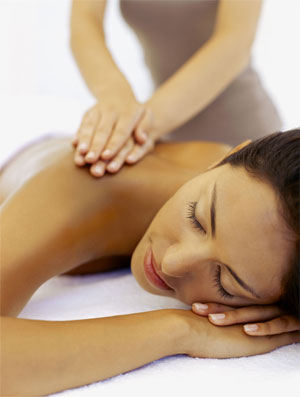 Relax your mind and body with a massage